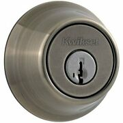 Kwikset 665-15asv1 665-s Double Cylinder Deadbolt With Smartkey From The 660 Ser