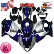 Injection Plastic Blue Abs Fairing Fit For Suzuki 1997-2007 Gsxr 1300 A043