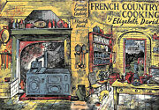 French Country Cooking 1965 David Elizabeth