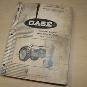 Case 730 830 Eagle Hitch Tractor Parts Manual Book Catalog Spare List Factory