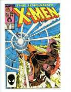 X-men 221 Key First Appearance Mr. Sinister High Grade And Pressable