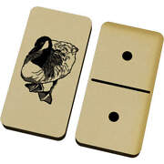 And039pixel Canadian Gooseand039 Domino Set And Box Dm00010672