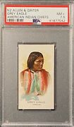 1888 N2 Allen And Ginter American Indian Chiefs Grey Eagle Psa 7.5 Nm+