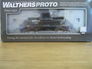 Ho Walthers/proto Acf Shell Rpx 32' 8000 Gallon Insulated Tank Car Rd 2332 New