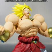 S.h.figuarts Dragon Ball Z New Unopened S.h.figuarts Broly Figure