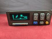 Digital Heater A/c Climate Control 90-94 Gmc Chevy Truck Suburban Tested Working