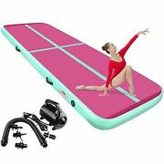 Fbsport 8inches/4 Inches Thickness Air Inflatable Track Mat26ft/23ft/20ft/17f...