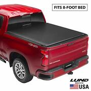 Lund Genesis Roll Up Soft Roll Up Truck Bed Tonneau Cover | 96052 | Fits 1999...
