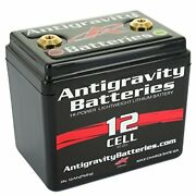 Antigravity Batteries Ag-1201 Lithium-ion Powersports Battery Small Case Series
