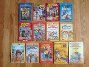 Lot 13 Encyclopedia Brown Books By Donald Sobol 2 Hb Detective Midnight And More