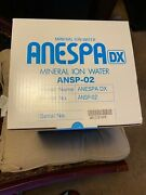 Enagic Anespa Dx Mineral Ion Water Generator Ansp-02 Home Shower-bath-spa System