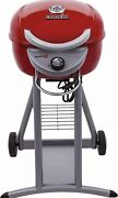 New Patio Bistro 240sq Tru-infrared Electric Outdoor Grill Model 20602109 Red