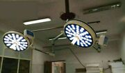 Solitaire 48+48 Double Ot Light Surgical Examination Led Operation Theater Lamp