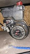 6hp Tecumseh Engine/go Kart Engine. Oh195ea Used/for Parts. Read