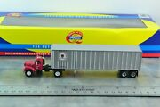 Athearn 70987 Pennsylvania Prr Mack B Tractor W/ 40and039 Trailer 187 Scale Ho