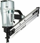 Hitachi/metabo Nr83aa5m 3-1/4 Clipped Head Paper Collated Framing Nailer