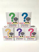 New Ty Mini Boos Paw Patrol Collectibles Hand Painted Figurine Blind Boxes Lot 5