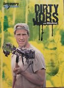 Dirty Jobs Complete Season One Dvd Box Set Of 5 Dvds 2006 Discovery Channel Euc
