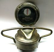 Boyce Motometer W/cap-especially Made For The Ford Car- Model T Ford Mascot Cap
