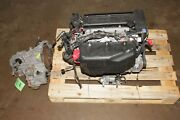 Jdm Toyota Levin 4age Black Top Engine 6 Speed Manual Trans 1.6l Dohc 4a-ge