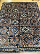 8and0395 X 10and0398 New Turkish Oriental Rug - Vegetable Dye - Hand Made - 100 Wool