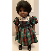 Vintage Pleasant Company / American Girl Doll Retired Historical Doll Addy 18