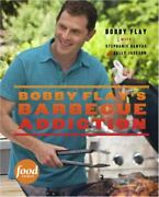 Bobby Flay's Barbecue Addiction A Cookbook Brand New