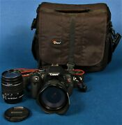 Canon Eos Rebel T3i Digital Slr Camera With Ef-s 18-55mm And Canon Ef 20mm F/2.8