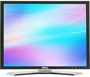 Dell 2007fpb 20 Widescreen Screen 1600 X 1200 Lcd Flat Panel Monitor With Stand