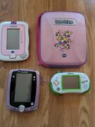 Innotab3 Leappad2 Leapster Explorer Leap Frog Vtech Portable Plus Games Lot