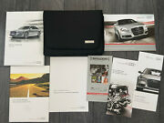 2017 Audi A8 Owners Manual Set. Free Fast Shipping