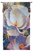 Morning Song I Belgian Tapestry Loom Crafted Wall Art For Home Or Office