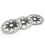 Floating Front Rear Brake Rotors Dyna Fat Bob Fxdf 08-17 Low Rider Fxdl 14-17