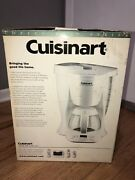 Cuisinart Automatic Grind And Brew Dgb-300 10 Cup Coffee Maker