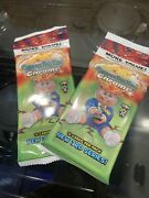 2020 Topps Chrome Garbage Pail Kids Series 3 Fat Pack New Factory Sealed 1