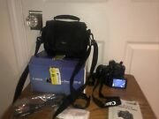 Canon Powershot Sx10 Is 10.0mp Digital Camera Tested, Working Vgc With Extras