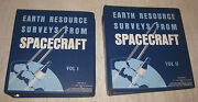 Rare And03967 Nasa And039earth Resources Surveys From Spacecraftand039 Photograph And Map 2v Book