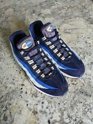 Nike Air Max 95 Premium And039blackened Blueand039 Size 9andnbsp