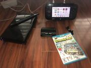Nintendo Wii U 32gb Console Gamepad Bundle Wup-010 And Wup 10102