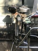 British Seagull Outboard Motor Silver Century