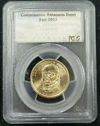 Adams Presidential Dollar In Very Rare June 2012 Special Pcgs Holder See Desc