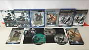 Playstation 2 Ps2 Medal Of Honor Frontline And Vanguard And Rising And Assault Fsk18