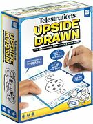 《new》telestrations Upside Drawn - The Side-splitting Team Sketch And Guess Game