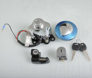 As Honda Steed400 Iron Horse400/600 Ca250 Magna250 Ignition Switch Gas Cap Key