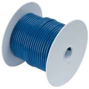 Ancor Dark Blue 10 Awg Tinned Copper Wire 500and039 108150