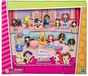 New Sealed Disney Princess Comics Minis Comfy Squad Collection Pack 12 Figures