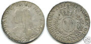 Louis Xv 1715-1774 Ecu Of Branches D And039ol Olivier 1731 R Orleans Rare