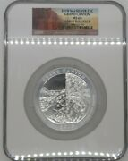 2010 Grand Canyon Arizona State 25c Quarter 5 Oz Silver Coin Ngc Ms-69 Early R