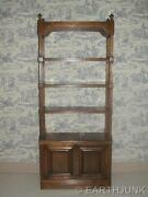 Ethan Allen Etagere Classic Manor Maple Collection Wall Unit 15 9040 Made In Usa