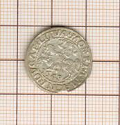 Poland Lithuania Very Nice Silver Corner Dated 1548